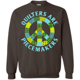 Quilters are Piecemakers Crewneck Sweatshirts - Crafter4Life - 7