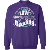 Time for Beading Crewneck Sweatshirts - Crafter4Life - 8