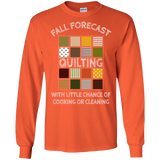 Fall Forecast - Quilting LS Ultra Cotton T-Shirt
