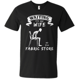 Waiting at the Fabric Store Men's and Unisex T-Shirts - Crafter4Life - 8