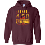 I Bead So I Won't Come Unstrung (gold) Pullover Hoodies - Crafter4Life - 7