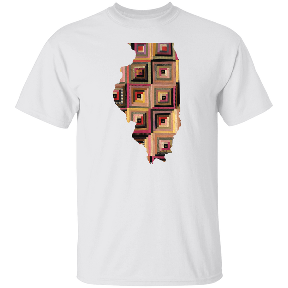 Illinois Quilter T-Shirt
