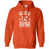Most of My Life (Quilting) Pullover Hoodies - Crafter4Life - 10