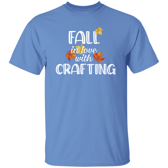 Fall in Love with Crafting T-Shirt