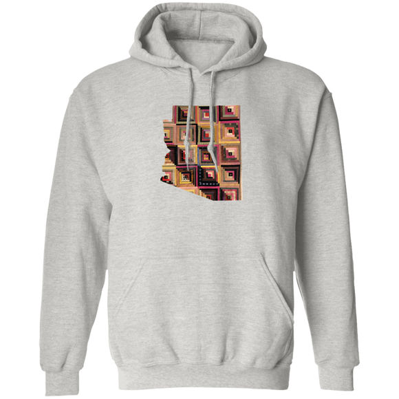 Arizona Quilter Pullover Hoodie