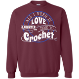 Time to Crochet Crewneck Sweatshirts - Crafter4Life - 3