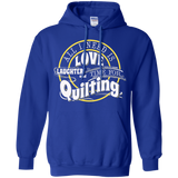 Time for Quilting Pullover Hoodies - Crafter4Life - 12