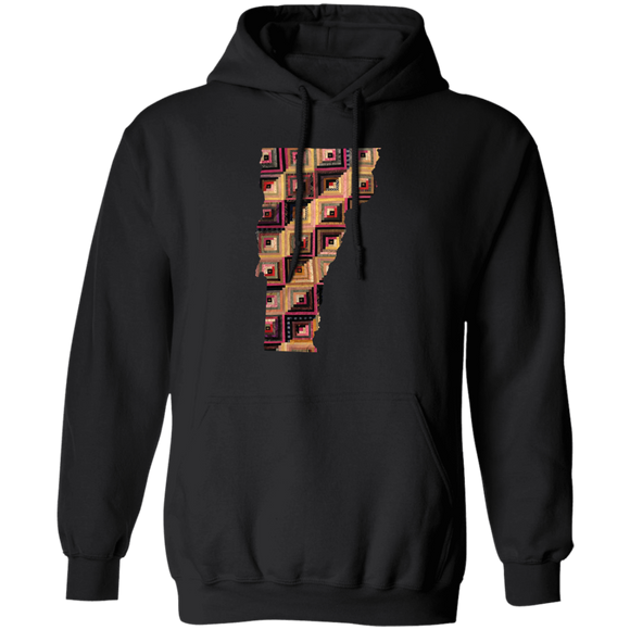 Vermont Quilter Pullover Hoodie