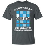 Weekend Forecast Quilting Ultra Cotton T-Shirt