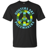 Quilters are Piecemakers Custom Ultra Cotton T-Shirt - Crafter4Life - 3