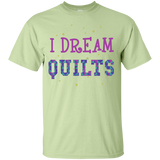 I Dream Quilts Custom Ultra Cotton T-Shirt - Crafter4Life - 2