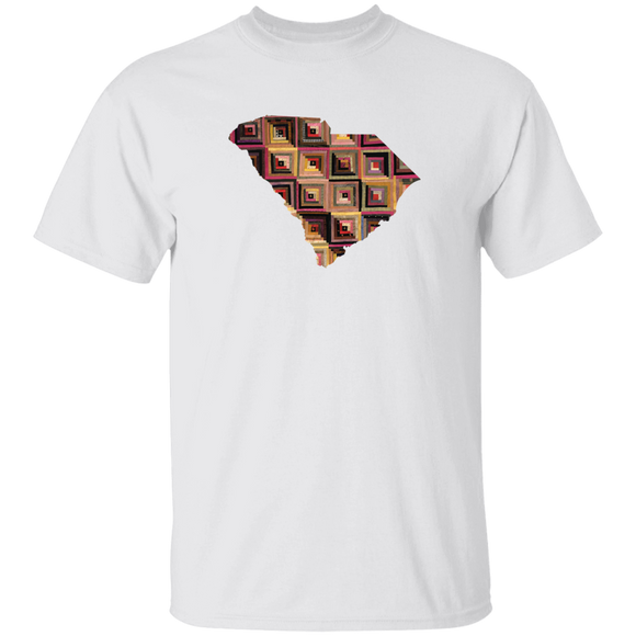 South Carolina Quilter Cotton T-Shirt