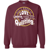 Time for Quilting Crewneck Sweatshirts - Crafter4Life - 3
