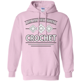I Am Happiest When I Crochet Pullover Hoodies - Crafter4Life - 10