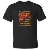 Pizza Night Ultra Cotton T-Shirt