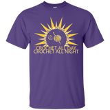 Wish I May Crochet Ultra Cotton T-Shirt