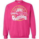 Time for Quilting Crewneck Sweatshirts - Crafter4Life - 12