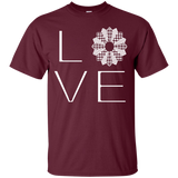 LOVE Quilting Custom Ultra Cotton T-Shirt - Crafter4Life - 8