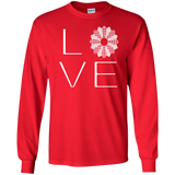 LOVE Quilting LS Ultra Cotton T-shirt - Crafter4Life - 10