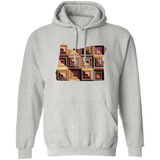 Oregon Quilter Pullover Hoodie
