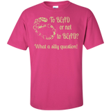 To Bead or Not to Bead Men's and Unisex T-Shirts - Crafter4Life - 5