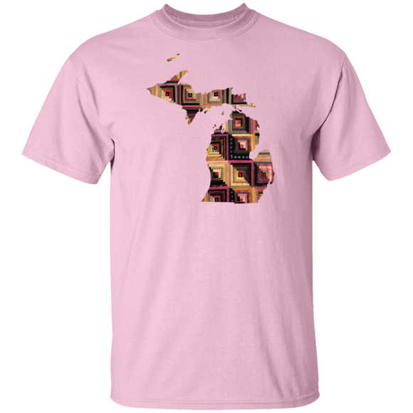 Michigan Quilter T-Shirt