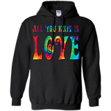 All You Knit is Love Pullover Hoodie