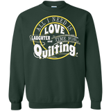Time for Quilting Crewneck Sweatshirts - Crafter4Life - 1