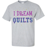 I Dream Quilts Custom Ultra Cotton T-Shirt - Crafter4Life - 3