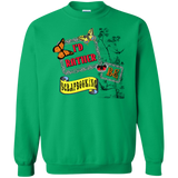 I'd Rather Be Scrapbooking Crewneck Sweatshirts - Crafter4Life - 11