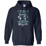 I Shop Faster than I Quilt Pullover Hoodies - Crafter4Life - 3