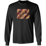 Wyoming Quilter LS Ultra Cotton T-Shirt