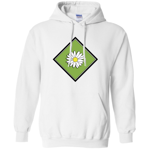 Daisy Field Pullover Hoodie