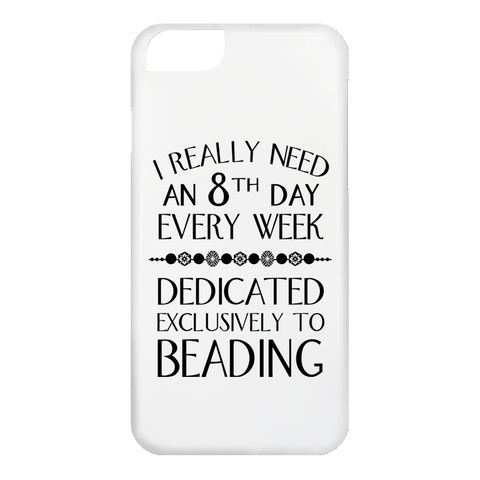 8th Day Beading iPhone Cases