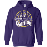 Time for Quilting Pullover Hoodies - Crafter4Life - 10