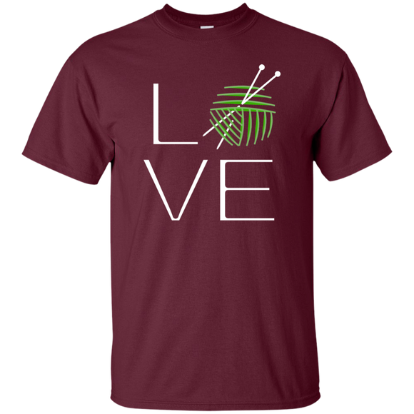 LOVE Knitting Ultra Cotton T-Shirt