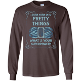 Pretty Things LS Ultra Cotton T-Shirt