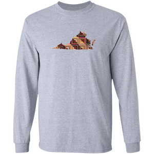 Virginia Quilter LS Ultra Cotton T-Shirt