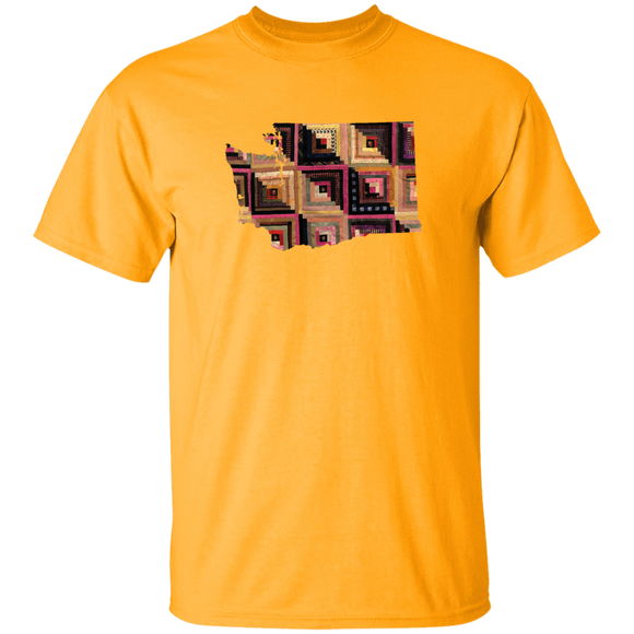 Washington Quilter Cotton T-Shirt