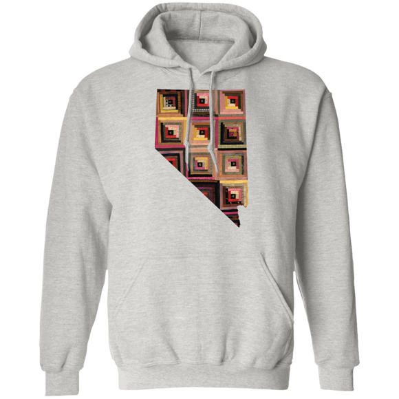 Nevada Quilter Pullover Hoodie