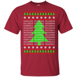 Binary Merry Christmas & Happy New Year! Ultra Cotton T-Shirt