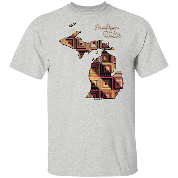 Michigan Quilter 2 T-Shirt