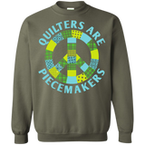 Quilters are Piecemakers Crewneck Sweatshirts - Crafter4Life - 11