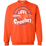 Time to Crochet Crewneck Sweatshirts - Crafter4Life - 9