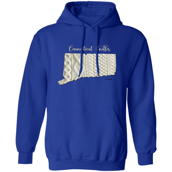 Connecticut Knitter Pullover Hoodie