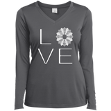 LOVE Quilting Ladies Long Sleeve V-neck Tee - Crafter4Life - 7