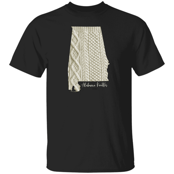 Alabama Knitter Cotton T-Shirt