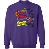 I'd Rather Be Scrapbooking Crewneck Sweatshirts - Crafter4Life - 7