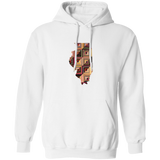 Illinois Quilter Pullover Hoodie