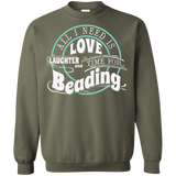 Time for Beading Crewneck Sweatshirts - Crafter4Life - 10